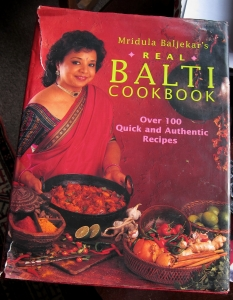 Balti cook book 10.12