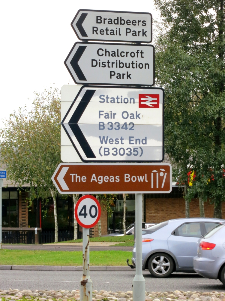 Of Roundabouts And Retail Parks. (1/4)