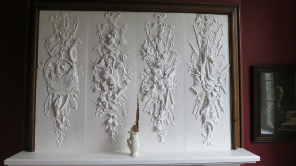 Grinling Gibbons carving 12.12