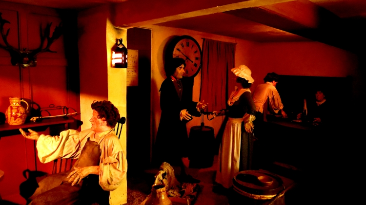 Tavern tableau, Bucklers Hard 1.13