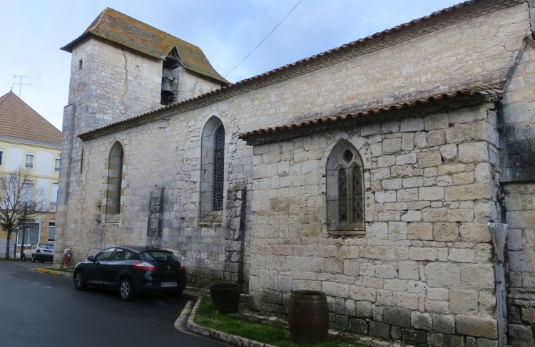 Church, Sigoules 1.13