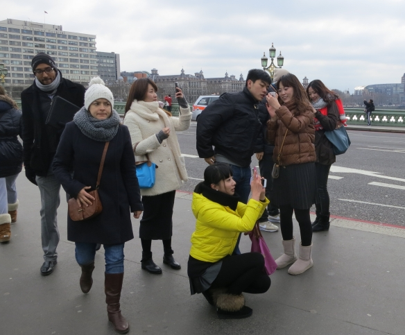 Photographers, Westminster Bridge 2.13