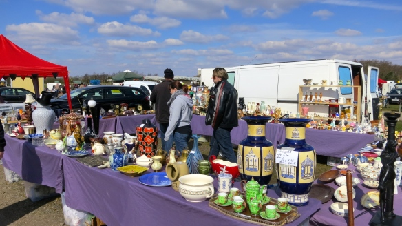 Bursledon Car Boot Sale