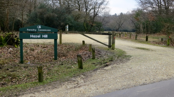 Hazel Hill car park