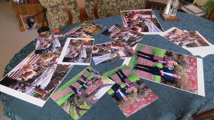 Prints for the exhibition