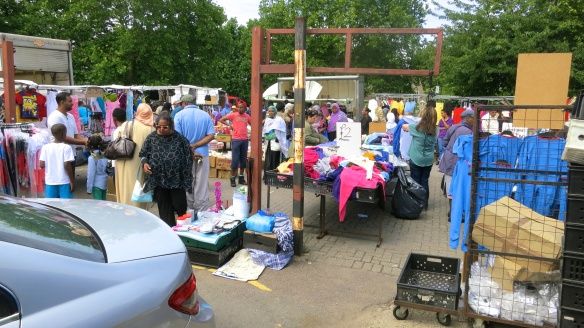 Church Road market