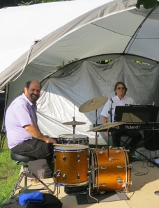 Don's drummer and pianist