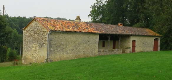 Barn conversion roof