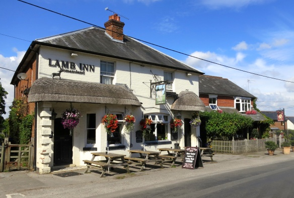 Lamb Inn and Mirabelle