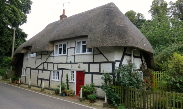 The Cruck Cottage