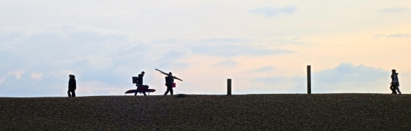 Fisher silhouettes
