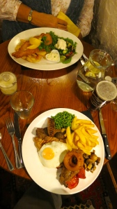 Meals at The Plough Inn