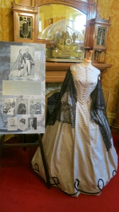 Mrs. Russell-Cotes dress