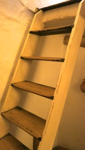 Staircase, Hardy's cottage