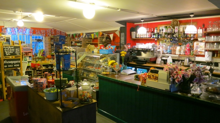 Tess in The Village Shop
