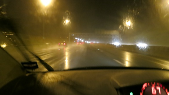 Wet windscreen 3