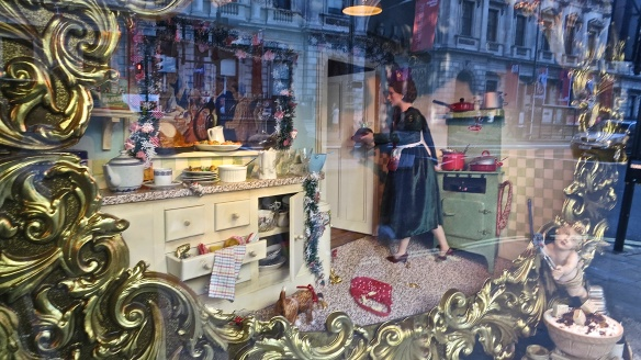 Fortnum & Mason Window (1)