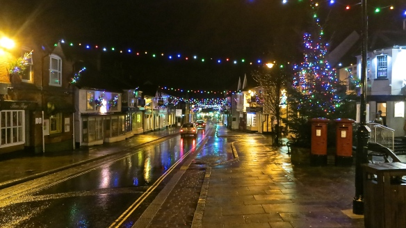 Lyndhurst lights