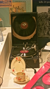 Record Player 1930s