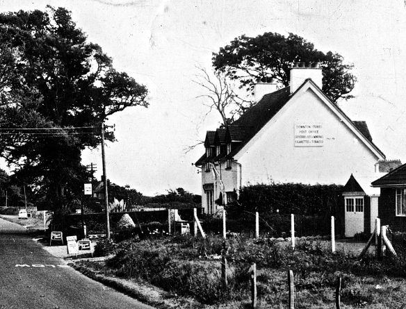 Old Post House c1960 - Version 2