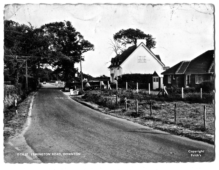 Old Post House c1960