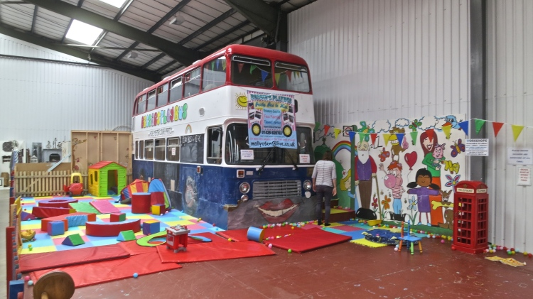 Bessie's Play Bus