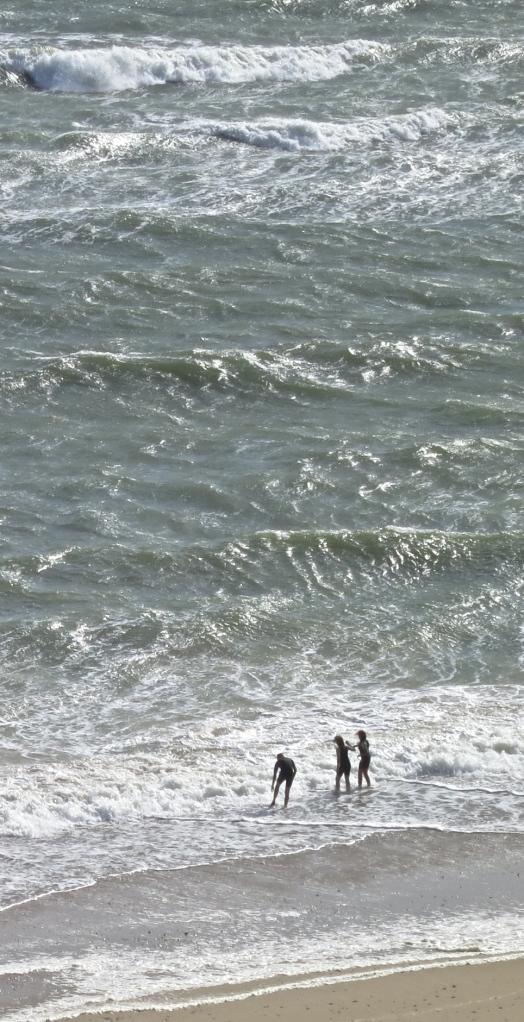 Boscombe beach figures - Version 2