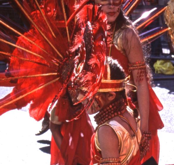Notting Hill Carnival 8.07