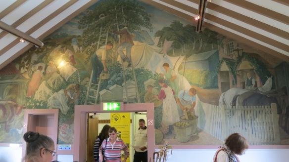 Woodgreen mural