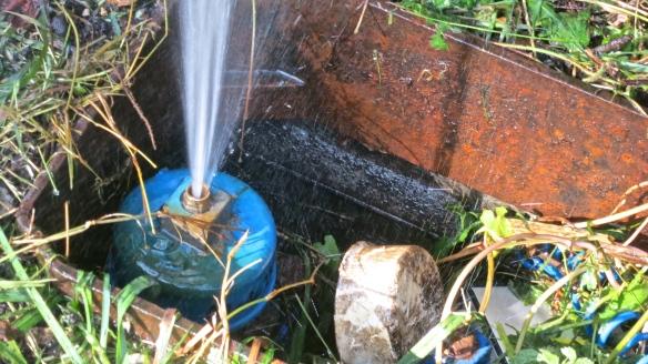 Burst valve