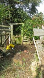 Garden gate 1