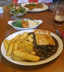 Meals at Plough Inn