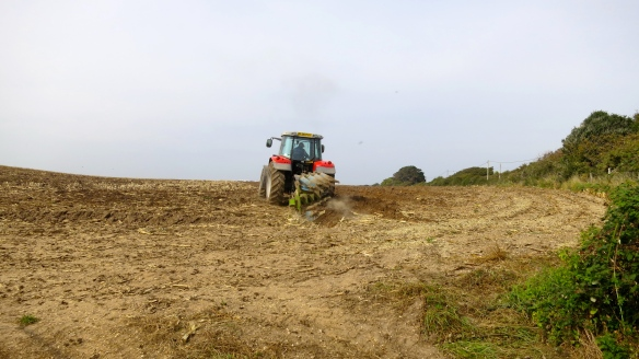 Ploughing 3