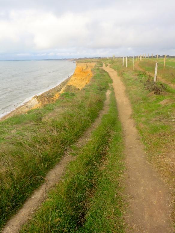 Cliff top path 2