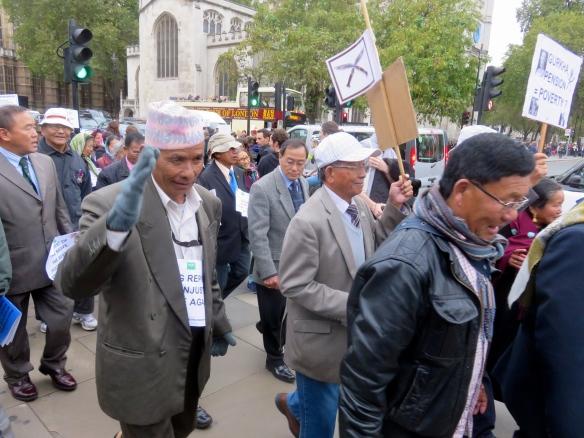Gurkha demonstration 2