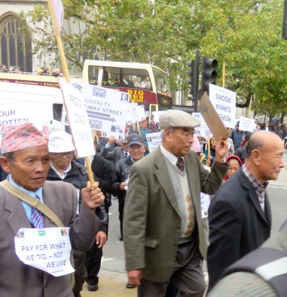 Gurkha demonstration 5