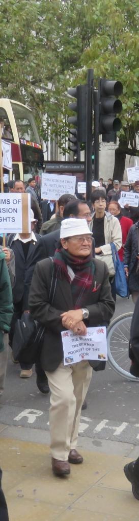 Gurkha demonstration 8
