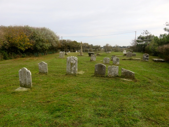 Hordle Closed Cemetery 2