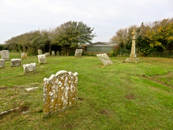 Hordle Closed Cemetery 3