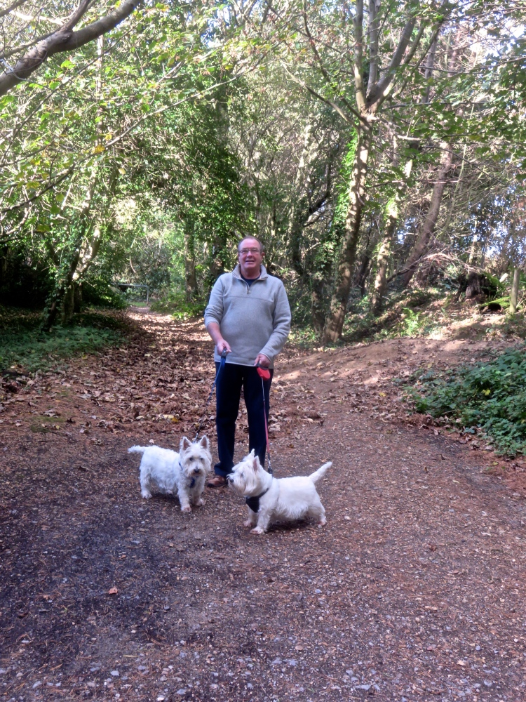 Len, Hamish, and Angus