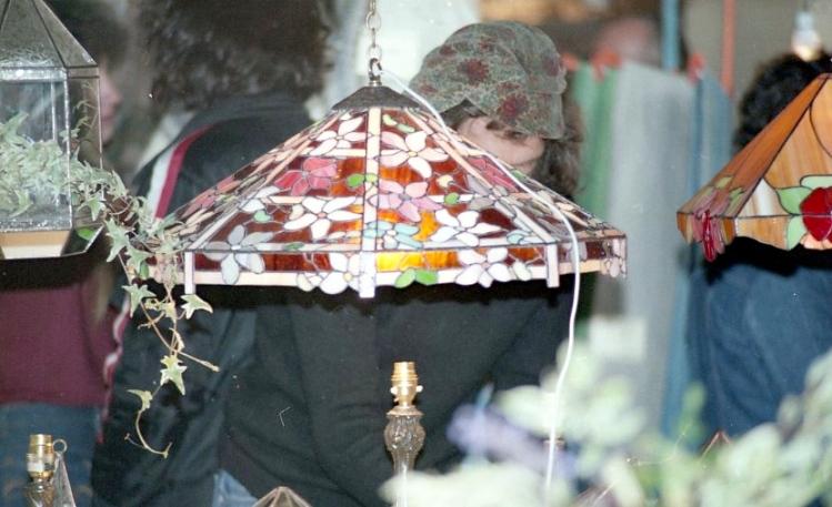Tiffany lamps1982