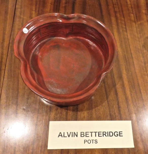 Alvin Betteridge pots