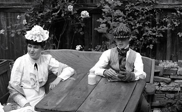 Becky and Matthew 1982 01