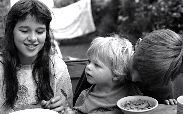 Becky Sam and MatthewMatthew 1982 02