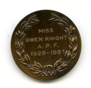 Gwen's Medal