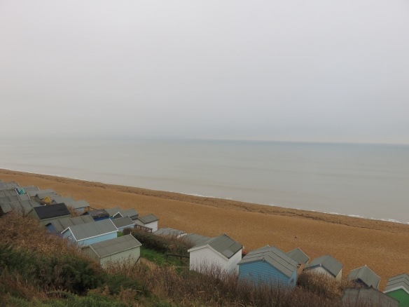 Hordle Cliff beach