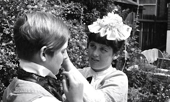 Matthew and Becky 1982