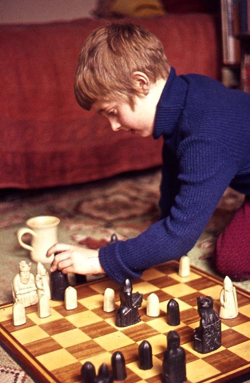 Matthew playing chess 5.75