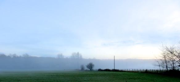 Misty landscape 2