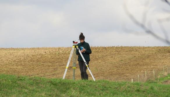 Surveyor female